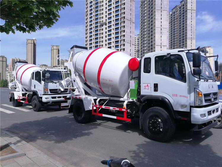 黄石市小型4方水泥罐车哪里有卖