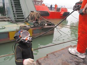 亳州市水下打捞队——本市打捞单位