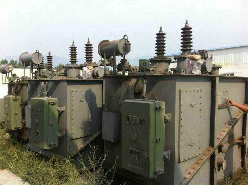江门江海二手机电设备拆除回收24小时上门