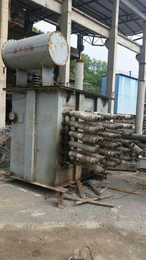 深圳市龙华新区工厂配电设备整体拆除回收【认准展华】