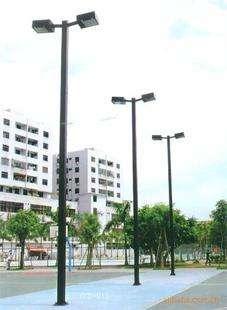 滨州无棣县高杆灯价格广场LED高杆灯厂家生产指导安装