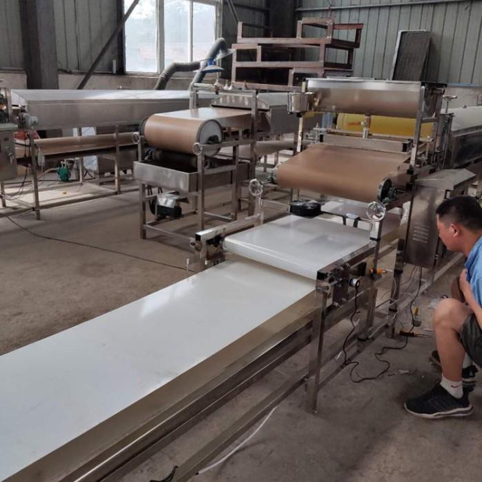 安庆凉皮机贺州凉皮机肠粉机米皮机型号全质量有保障