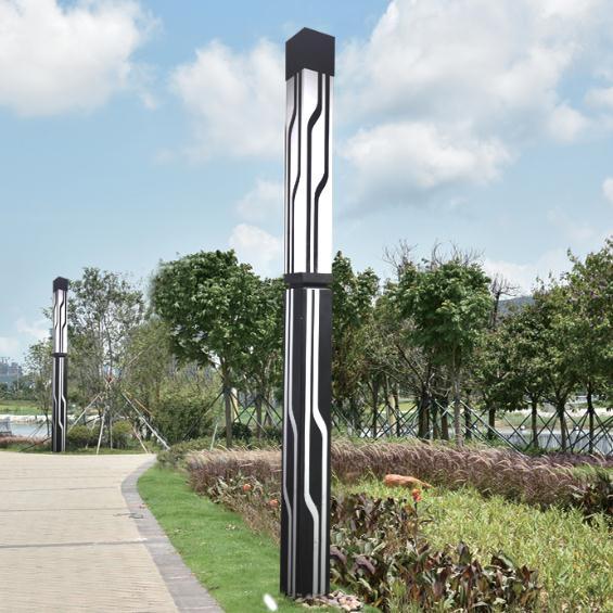 鶴城8米9米10米燈桿批發廠家價格