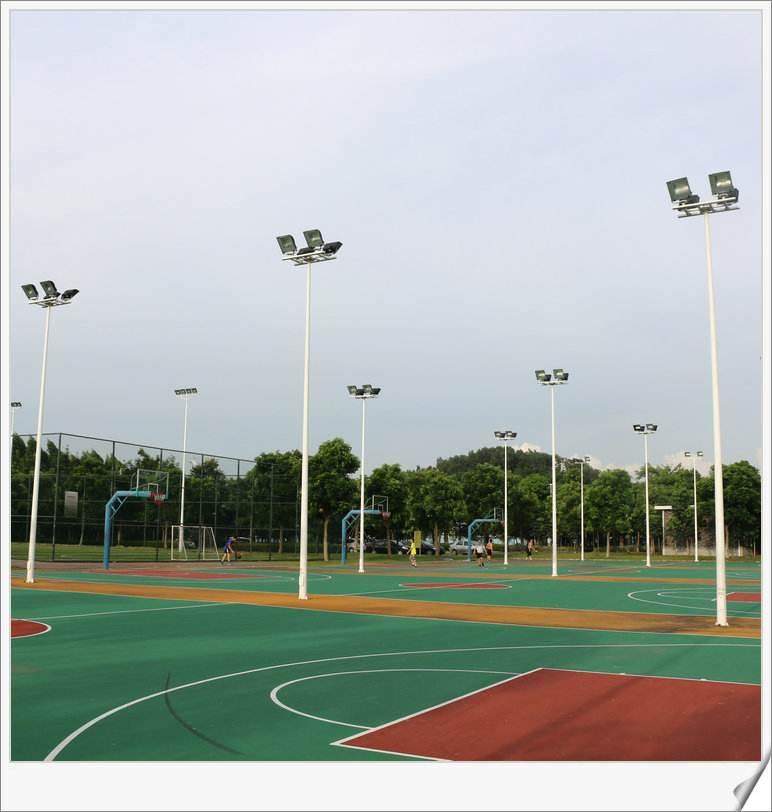 广元苍溪9米12米15米灯杆价格厂家直销批发一套
