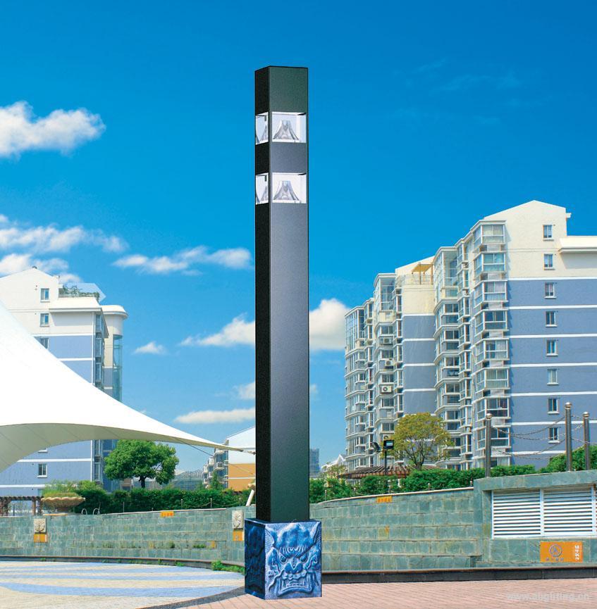 浙江嘉兴15米20米30米25米灯杆价格高杆灯厂家
