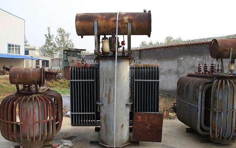 中山市坦洲镇电力变压器二手回收实力厂家出价