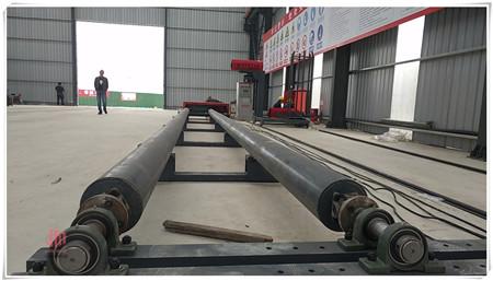 山东济南钢筋笼绕筋机机器重量