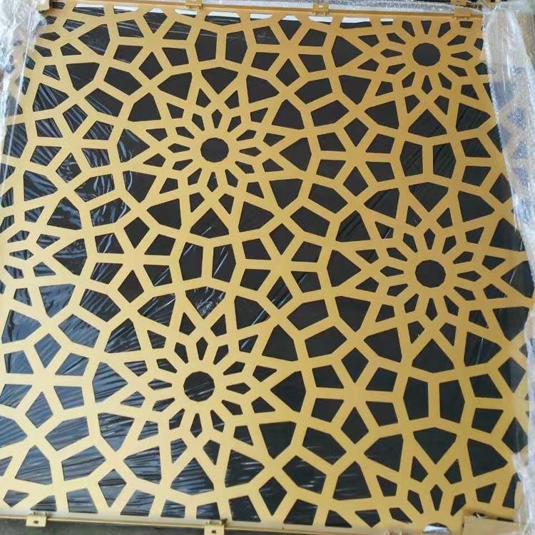 喀什英吉沙铝板雕花天花单价