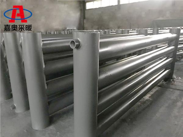 D89光排管散热器密山散热器安装方法