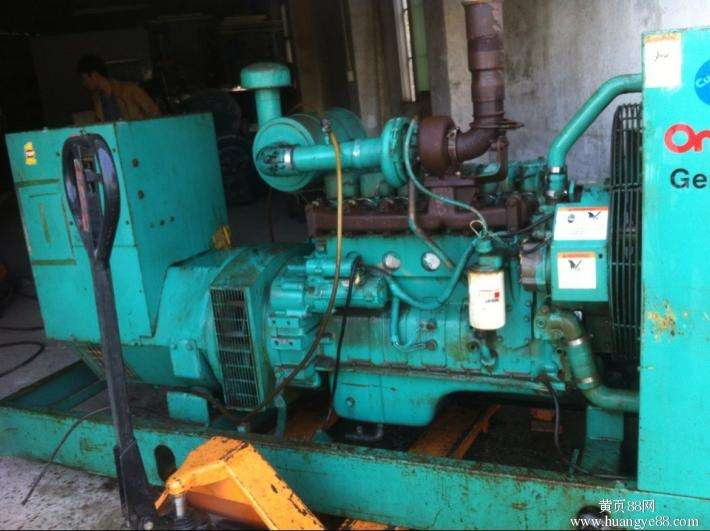 东莞长安镇工厂闲置发电机二手回收为您推荐商家