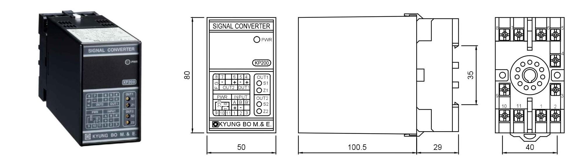 通化市销售Mirae E&I变送器SC-PDC-232通化市