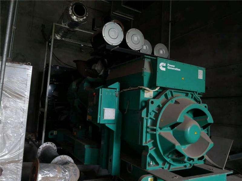 中山市回收废旧发动机行情
