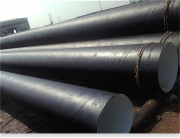 排污水用防腐螺旋钢管厂家镇康