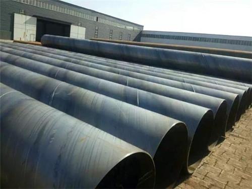 输水防腐螺旋管每吨价格攸县?