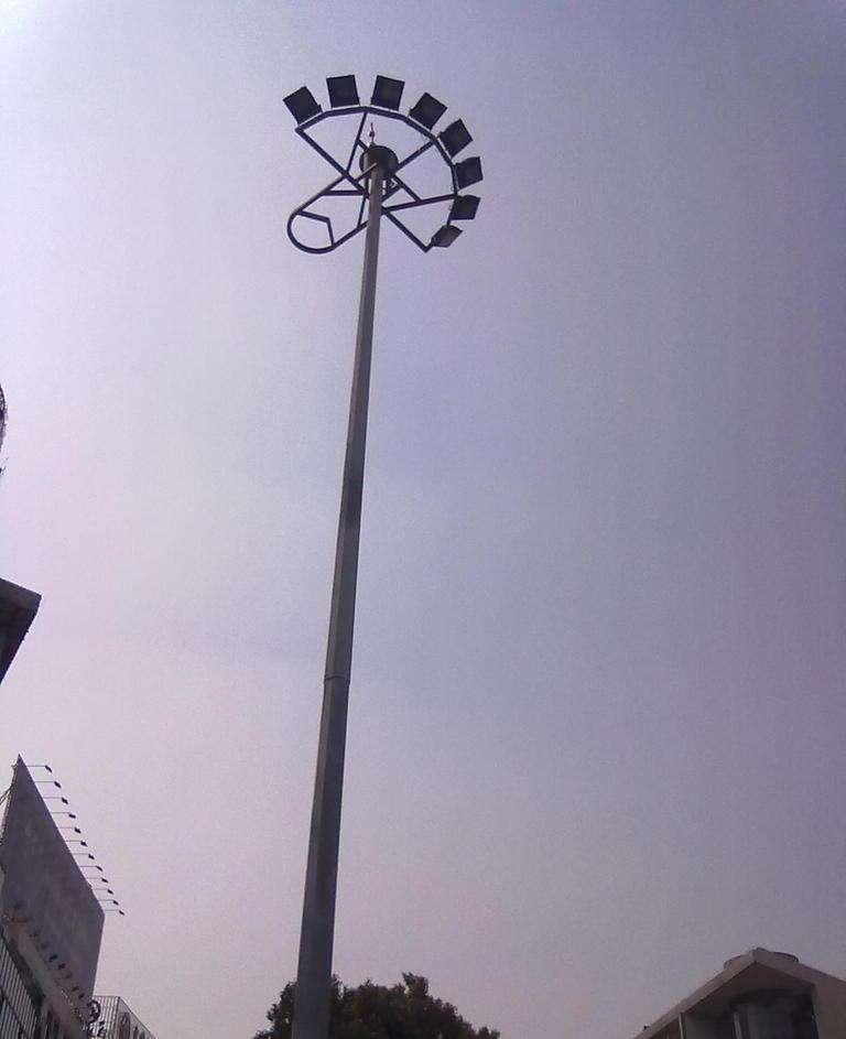 江汉路灯杆价格多少钱7米8米10米LED路灯厂