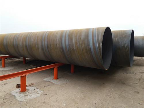 DN3300自来水管线用焊接钢管含运费价格