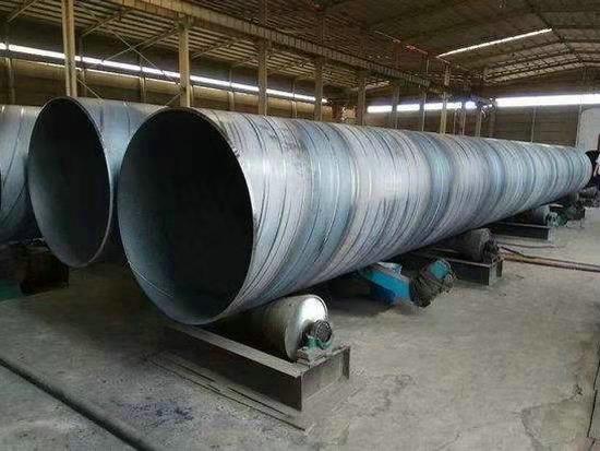 (贵阳白云)输水用螺旋钢管厂家报价