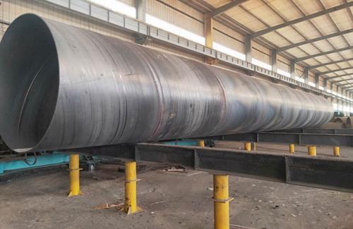 恒山1120*9碳钢螺旋钢管价格对比