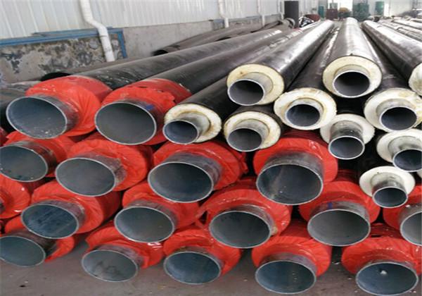 长春预制聚氨酯直埋保温钢管厂家注意事项--河北亿健