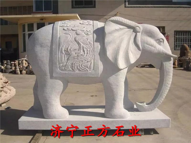 石雕大象厂家出售定做联系电话阳泉