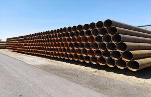 天河国标820螺旋缝焊接钢管每吨价格