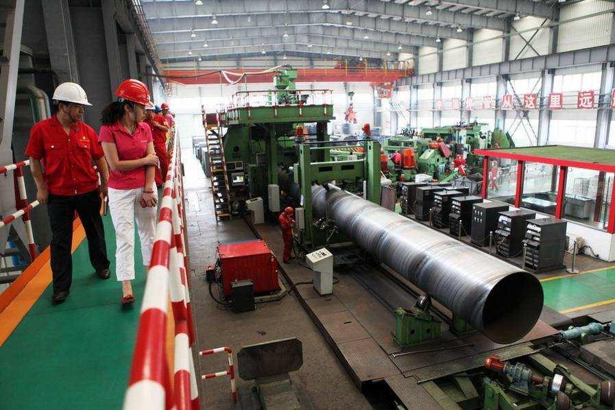 DN500螺旋焊接钢管全新价格
