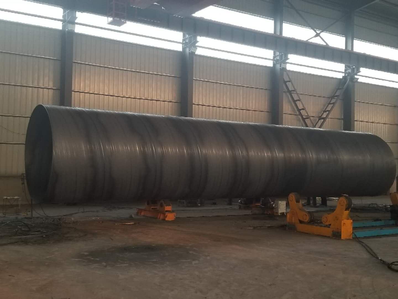 碑林供水钢管定做厂家