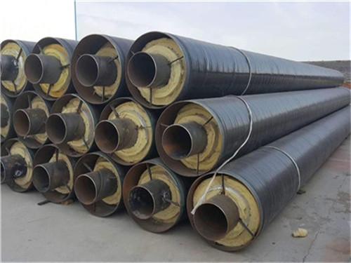 新疆维吾尔自治区喀什地区聚氨酯保温螺旋钢管正品厂家