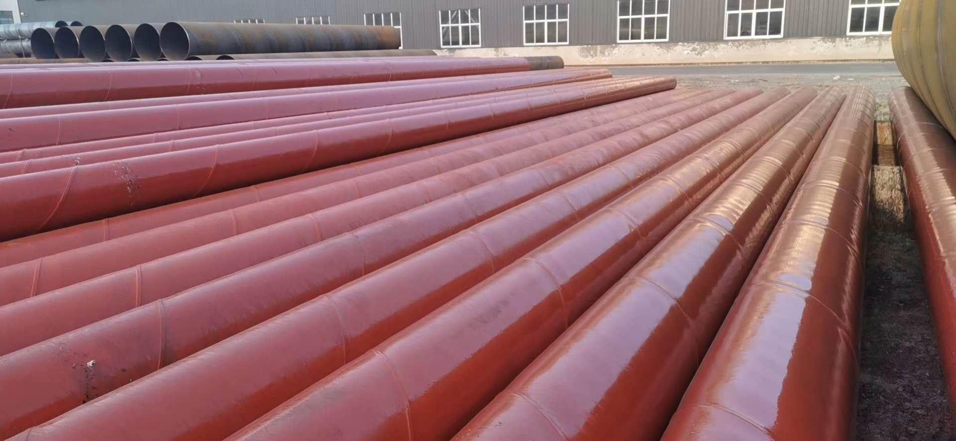 临沂郯城防腐钢管制造厂家--龙头企业