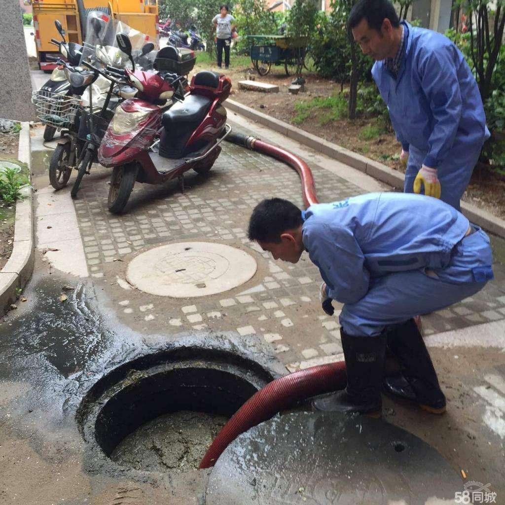 襄城污水池清理价格亲民