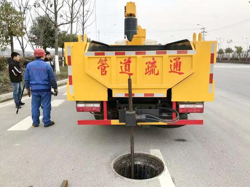 莱西市市政管道清淤快速上门