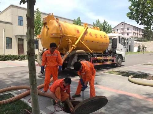 庄行镇污水井清理价格便宜
