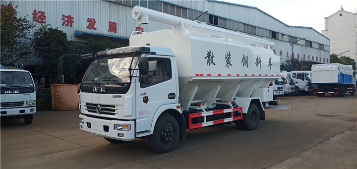固始10吨饲料运输车厂家在哪温氏养殖