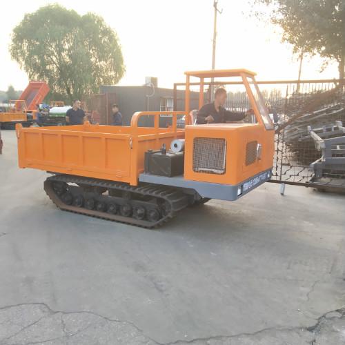 莎车8吨高速履带拖拉机咨询电话