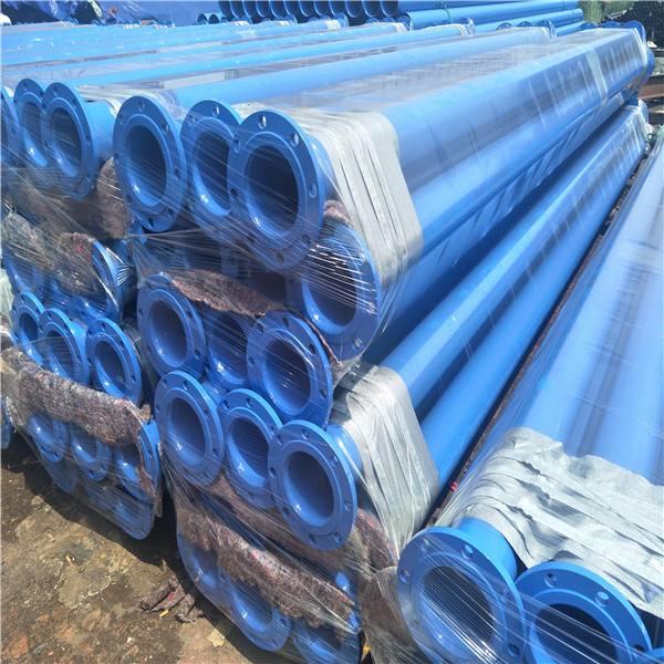 哪里卖天津内外涂塑钢管生产厂家多少钱一吨