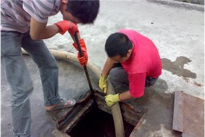 吳江市同里鎮污水池清理/客戶的事當作自己的事