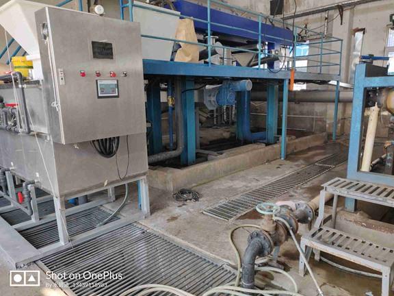 江西赣州洗沙厂1200万分子量聚丙烯酰胺证实