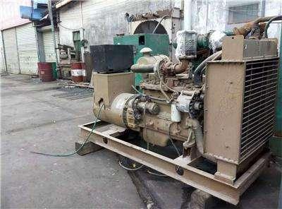 河源回收柴油发电机公司卓越服务