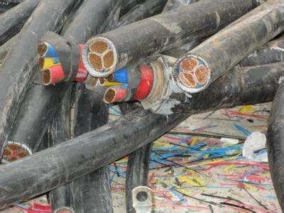 横沥镇回收电缆线服务公司名录