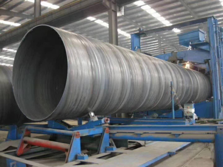 定远螺旋焊管加工价格