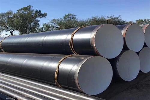 377*6输水用tpep防腐钢管正规厂家