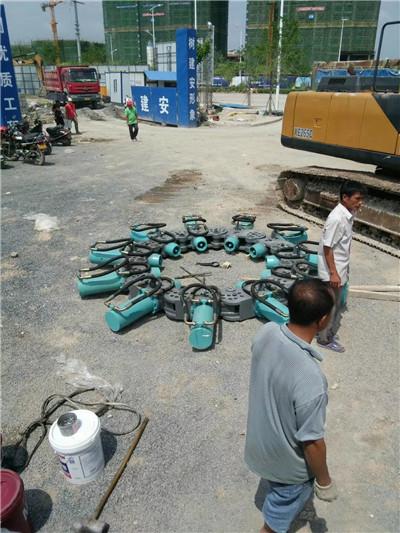 兰陵混凝土破桩机质量保证