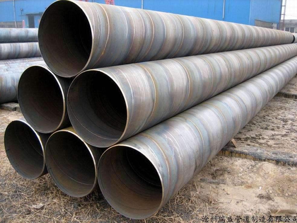 1300螺旋焊管成品价格-岳塘