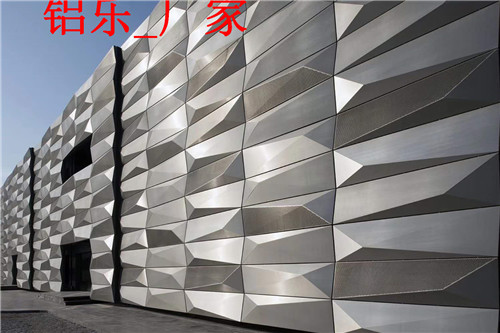 庐江县氟碳幕墙铝单板推荐-铝乐建材