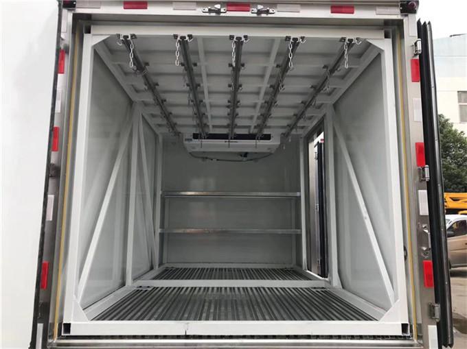 浙江省桐乡市箱式4.2米冷藏车多少钱