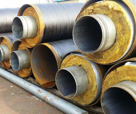 保德地埋聚氨酯保温钢管厂家含税