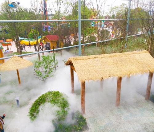 迪庆维西坚固人工风景造雾系统