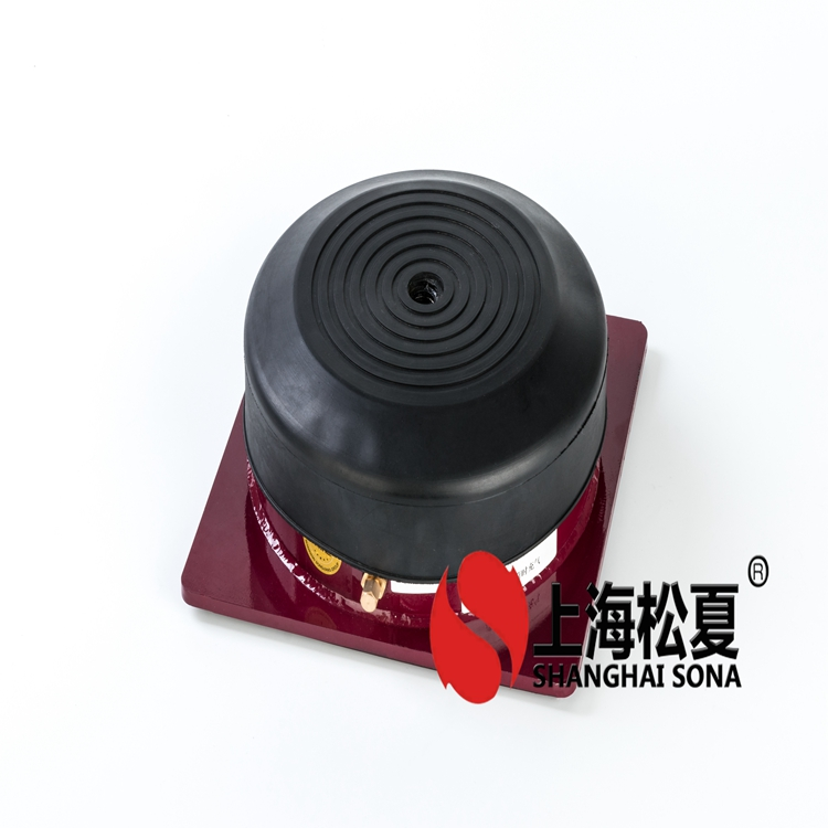 河北省be型橡胶减震器