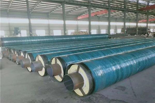 亳州涡阳DN250直埋式保温钢管厂家价格