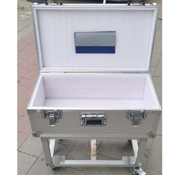 肇庆市定制IP66防水铝合金箱定做正天铝箱批发